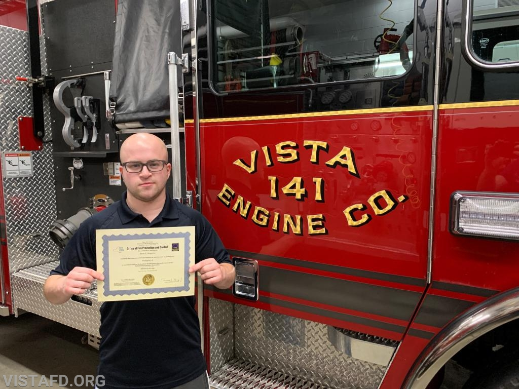 Firefighter/EMT Ryan Ruggiero