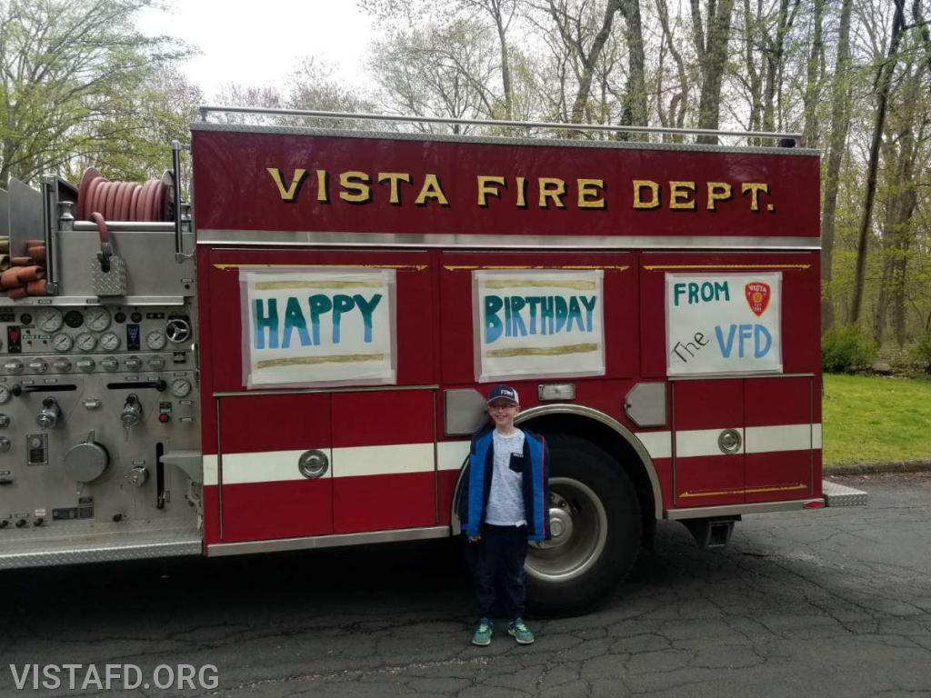 Happy 8th Birthday Aidan Knoop!
