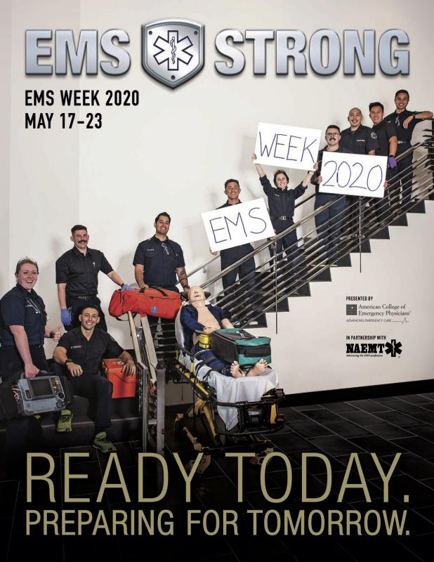 2020 National EMS Week