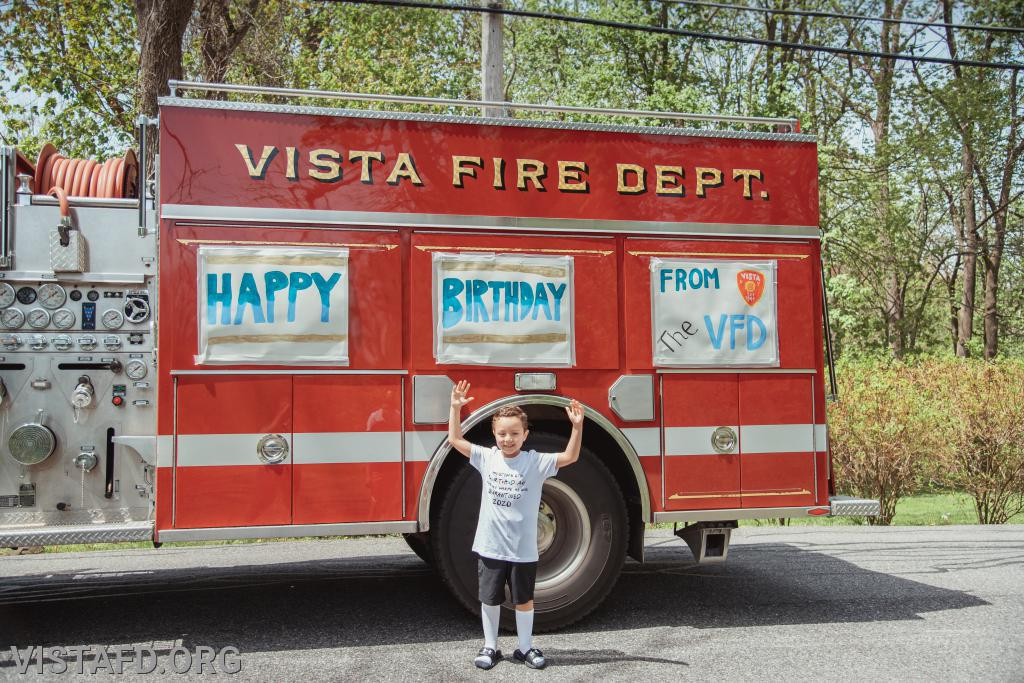"Happy 6th Birthday Preston David Cruz and to ""Photography by Strain"" for the great photo!"