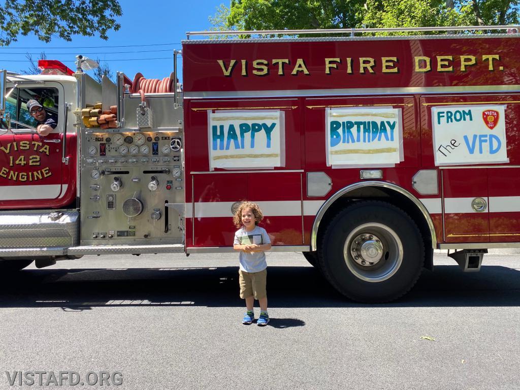 Happy 3rd Birthday Wyatt Castro!
