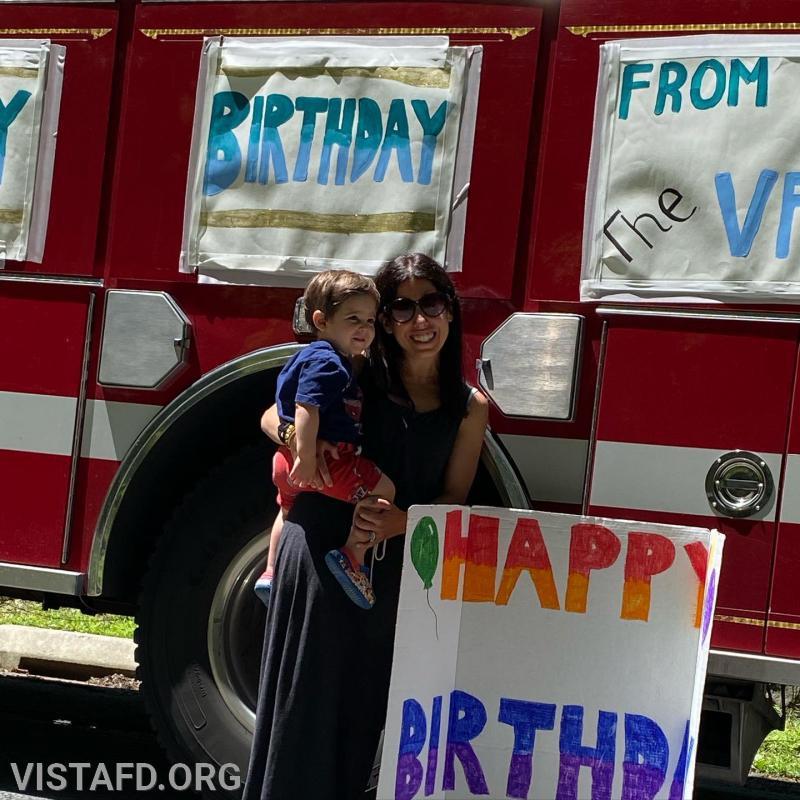 Happy 2nd Birthday Austin Carelli!