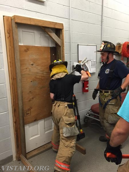 Forcible Entry Amp Ems In Service Drill For 6 27 16 Vista