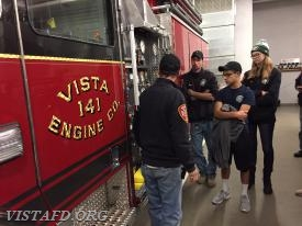 Lead Foreman Phil Katz reviews the new Vista Engine 141