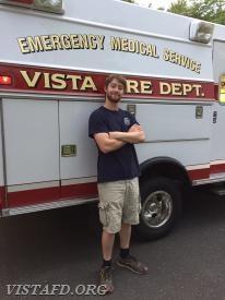 EMT Candidate Sean Kaplan