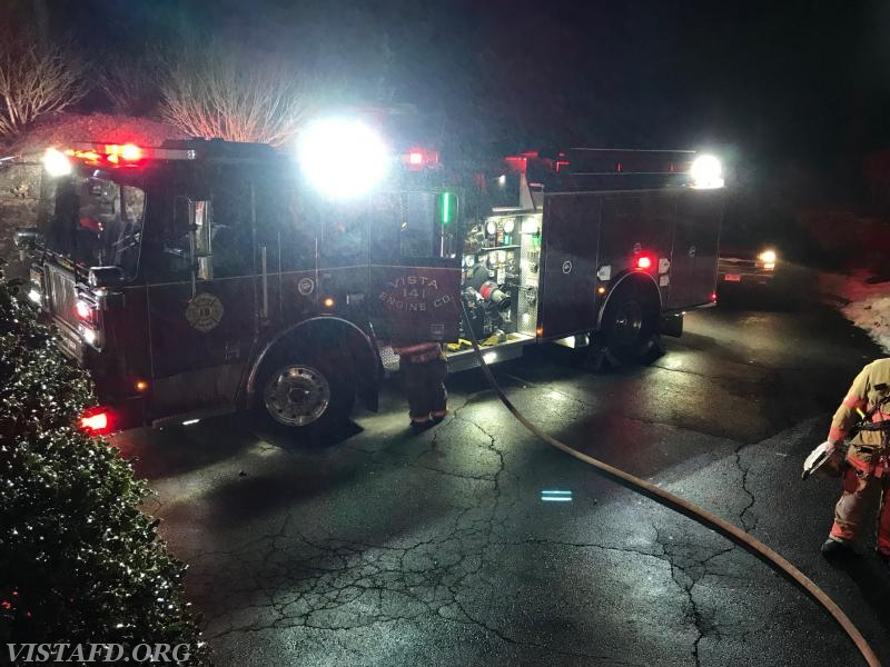 Structure Fire on East Street