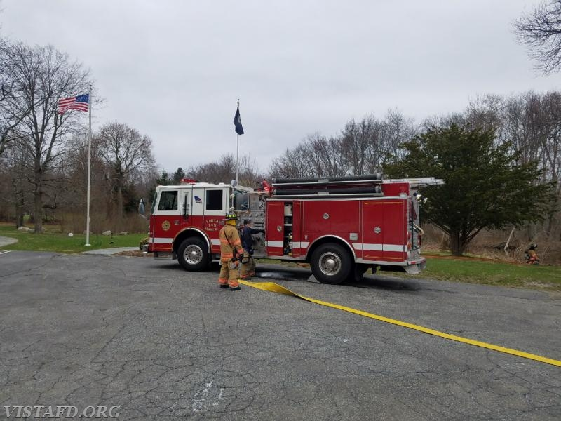 """Engine 143 during """"MPO Class"""""""